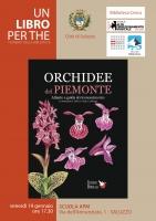 Un libro per the presenta il libro 'Orchidee del Piemonte'