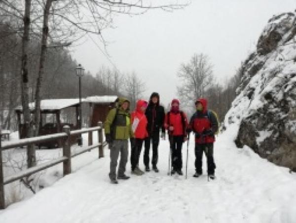 Corso di fotografia in escursione organizzato dalla Compagnia del Buon Cammino