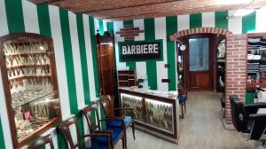 Il Museo del Barbiere all'Antica Barberia di Chiusa di Pesio