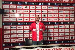 Un nuovo numero uno per il Cuneo Calcio