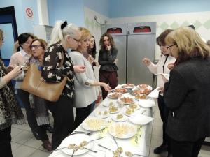 Eccellenze del territorio protagoniste del pranzo didattico al Cfp Cebano Monregalese
