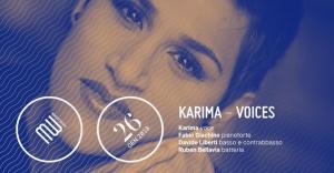 Karima in concerto