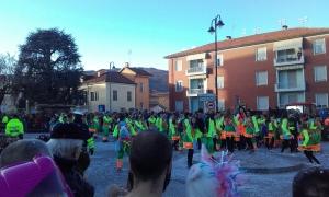 Ieri il Carnevale a Busca (LE IMMAGINI)