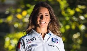 Marta Bassino al secondo posto del Gigante della Coppa del Mondo