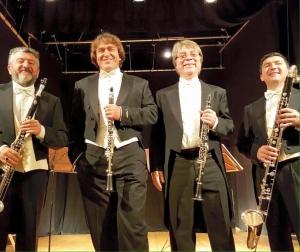 Limone Piemonte: al via l'undicesima edizione di Accademie in Valle con il Quartetto Italiano di Clarinetti in concerto