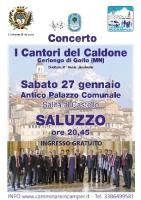 Saluzzo: concerto 'I Cantori del Caldone'