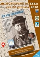 Saluzzo: ciclo incontri 'Montagne di Sera' organizzato dal Cai 'Monviso' Saluzzo