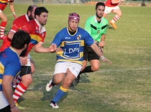 Giovane borgarino esordisce nella serie A di Rugby