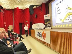 Ad Alba 400 studenti a lezione di guida sicura con Sara Safe Factor