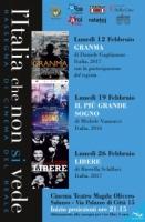 A Saluzzo inizia la rassegna cinematografica 'L'Italia che non si vede'