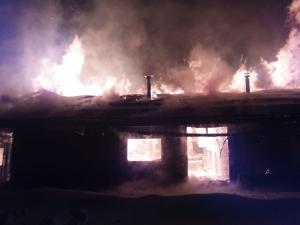 A Demonte convento distrutto dalle fiamme (LE IMMAGINI)