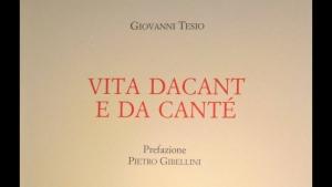 Saluzzo: continua la rassegna 'Un libro per The' con 'Vita dacant e da canté' di Giovanni Tesio