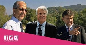 Galletti in provincia di Cuneo (anche) per sostenere Olivero