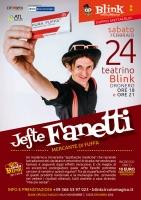 Jefte Fanetti: Mercante di Fuffa