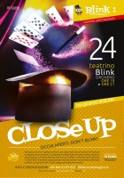 Blink Close Up - Occhi aperti: don't blink!
