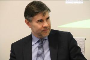Il viceministro Andrea Olivero ospite di 'Porta a Porta'