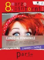 Cuneo: presentazione della rassegna '8 marzo e dintorni'
