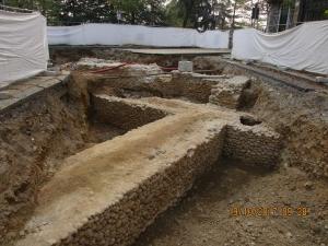 Cuneo: gli scavi archeologici e il teleriscaldamento ad un'anno dall'inizio dei lavori