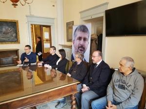 CasaPound ha presentato la sua squadra in Municipio