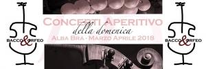 A Bra la XIII edizione di Bacco&Orfeo, i concerti aperitivo della domenica