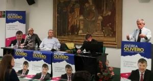Olivero ha chiuso a Cuneo la sua campagna elettorale