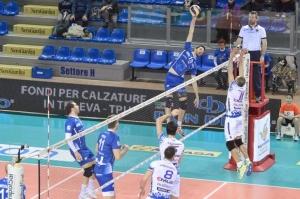 Pool B, VBC Mondovì vince 3-1 sul campo di Potenza Picena