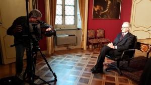 Beppe Ghisolfi ritorna su Rai 3 al TG regionale