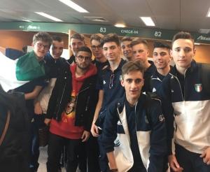 Incontri 'eccellenti' per i giovani calciatori dell'Itis