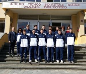 Calcio a 5, sconfitta indolore per la squadra dell'Itis Delpozzo