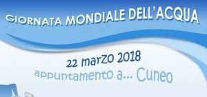 Giornata mondiale dell'acqua a Cuneo, ecco il programma
