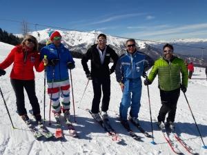 L'Atl del Cuneese sulle piste di Lurisia Monte Pigna
