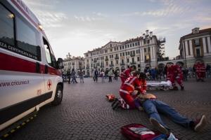 Alla Croce Rossa di Cuneo inizia il corso per diventare 'Volontari Soccorritori'