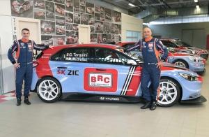 SK ZIC partner di BRC Racing Team per la stagione 2018