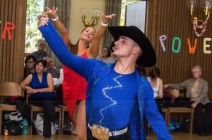 Ballo, tre titoli mondiali per il bernezzese Nicola Sarale