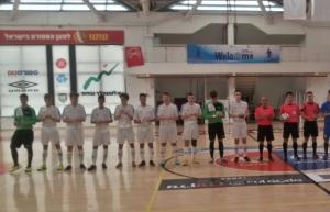 Calcio a 5, settimo posto Mondiale per i ragazzi dell'Itis 'Delpozzo'
