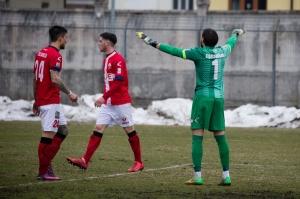 Serie C, il Cuneo torna dalla Sardegna con un punto