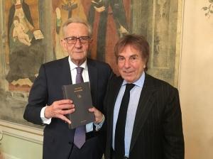 L'elogio di Fabrizio Del Noce al 'banchiere dei Banchieri'