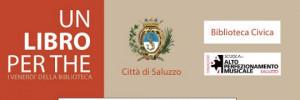 Saluzzo, in biblioteca 'Un libro per the'