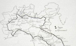 #GiroinGranda: 1909, la Granda saluta il primo Giro d'Italia