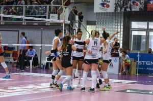 Volley: il derby della Granda va alle monregalesi