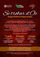 Un gruppo di lettura in lingua occitana tra Melle e Venasca