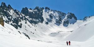 La valle Gesso 'regno dello scialpinismo'
