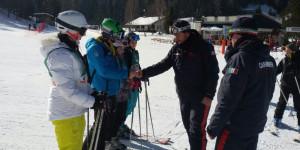 A Limone 120 interventi di soccorso sulle piste durante la stagione invernale