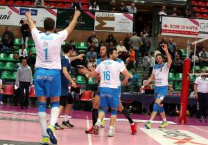 Pallavolo B/M, Cuneo vince il derby al tie break