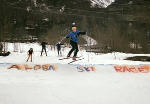 Entracque, oltre 300 atleti in pista per l'Aloba Ski Race