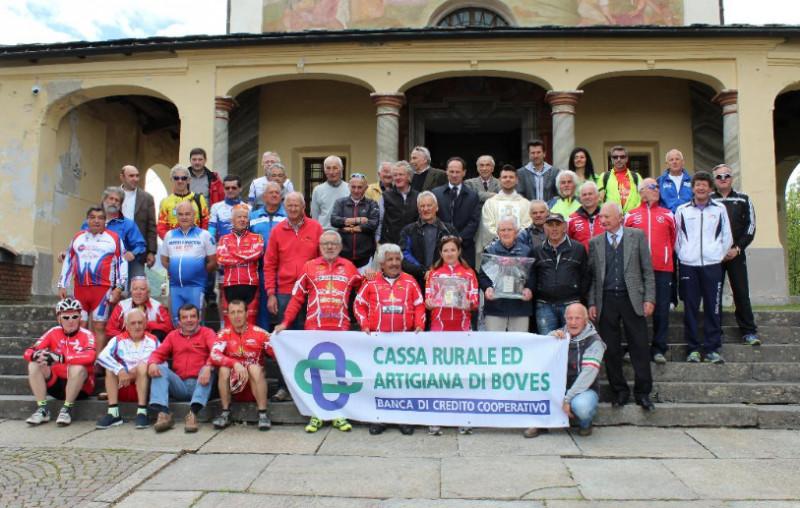 Il 1° maggio a Borgo la 'Giornata del ciclista'