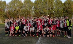 Ottima prestazione per il Cuneo Femminile contro la Juventus