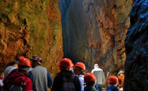 Busca ripropone le visite ai canyon dell'alabastro rosa