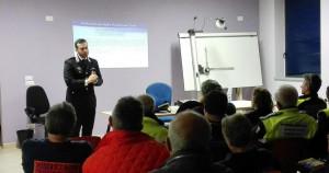 Alba: tanti volontari di Protezione Civile al corso di aggiornamento organizzato dal Comune
