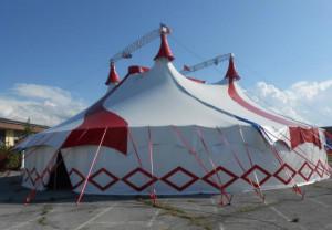 A Bra arriva il circo Medini (ma senza animali)